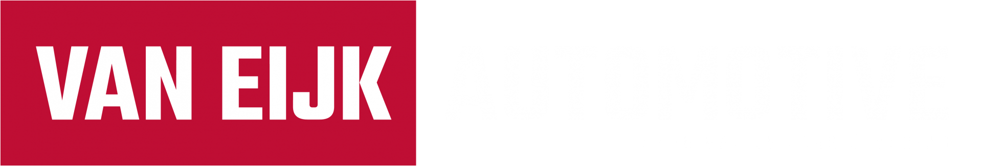 VAN EIJK AUTOMOTIVE